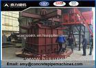 Carbon Steel Concrete Pipe Making Machine 6-10/Hour Production Capacity