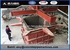 380V / 50HZ Concrete Box Culvert Machine High Product Precision