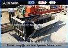 Professional Cement Concrete U Shape Machine OEM / ODM Available