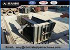 High Strength Concrete U Shape Channel Making Machine 12 Months Warranty