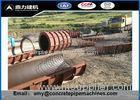 Roller Suspension Cement Pipe Machine Frequency Speed Control Motor