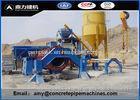 Automatic Culvert Making Machine Roller Suspension DN200 - 2800