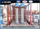 High Frequency Vertical Concrete Pipe Machine Diameter 300 - 1200