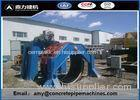 High Speed Cement Pipe Making Machine For Flat / Socket / Rabbet Joint Pipe