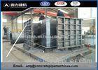 Wet Casting Box Culvert Formwork Systems Assembled 6-10/Hour Production Capacity