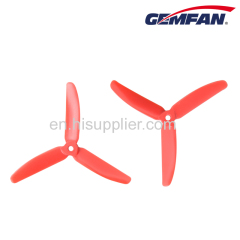 gemfan 5040x3 blade master Propellers CW CCW for Multicopter Drones Multirotor Quadcopter