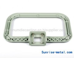 Maritime satellite communication die casting parts marine parts