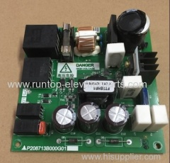 Mitsubishi elevator parts PCB P208713B000G01