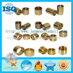 Customized brass sliding bush Customized brass sliding bushes Brass sliding bearings Copper sliding bearings