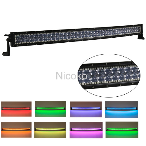 42Inch 240w Cree 3W LED offroad light bar and work light bar IP68 Water proof