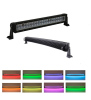 20Inch 120w Cree Led light bar for truck (DUAL ROW | BLACK SERIES) 4D Lens