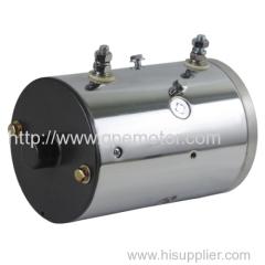 油圧ポンプ用DCモータ
