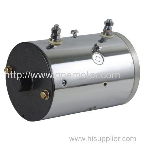 DC Motor For Hydraulic Pump