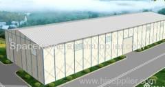 Ecomomic prefabricated steel building steel structure warehouse
