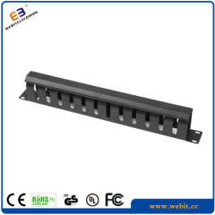 1u metal cable frame