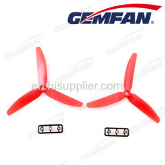 2 Pairs gemfan 5x3 inch CW CCW Prop Set for FPV Quadcopter