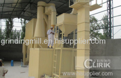 800mesh 20t/h High Manganese Steel Calcined calcium carbonate powder grinding mill