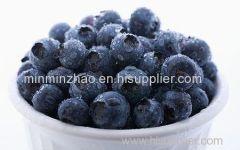 Organic instant blueberry fruit powder
