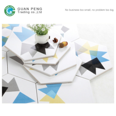 Ceramic Tile Office Non Slip Wall And Floor Tiles Design