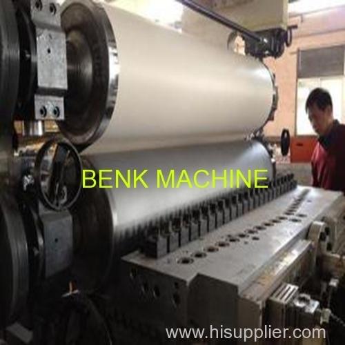 PVC sheet extrusion machinery