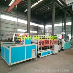 Machine de production de tuiles en PVC