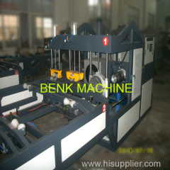 200-400mm PVC pipe belling machinery