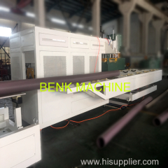 50-250mm Automatic PVC water pipe expander machine