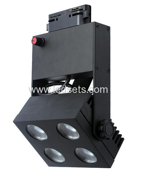 30w Led Track Lighting Fixtures: 30W LED Track Lights Manufacturers And Suppliers In China