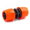 Plastic 5/8 inch garden water hose mender