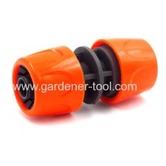 プラスチック5/8インチの庭の水のホースmender
