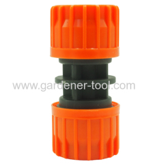 "Plastic 1/2""&5/8""Water Hose Pipe Connector"