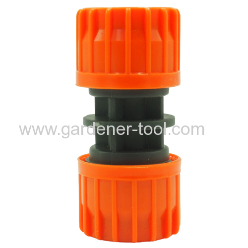Plastic 1/2  and 5/8  Garden Hose Pipe Mender