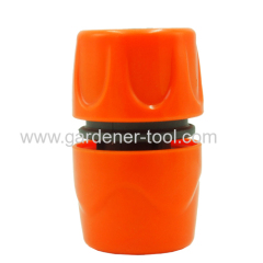 Plastic universal garden female connector
