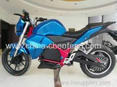 6000w 96v new sport electric motorcycle