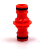 plastic 2 way garden hose coupling