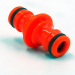 plastic two way garden hose fitting