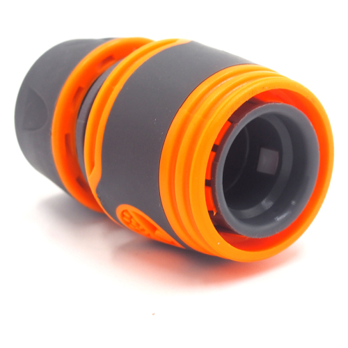 Plastic Garden Hose Connector for 1/2  hose