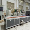 WPC wall panel making machine