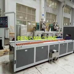 WPC wall panel extrusion line