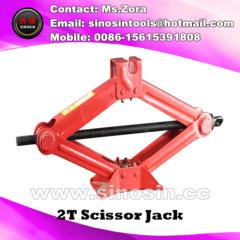 Automotive Scissor Jack 1 Ton Car Truck SUV Motorcycle ATV Jacks Lifting