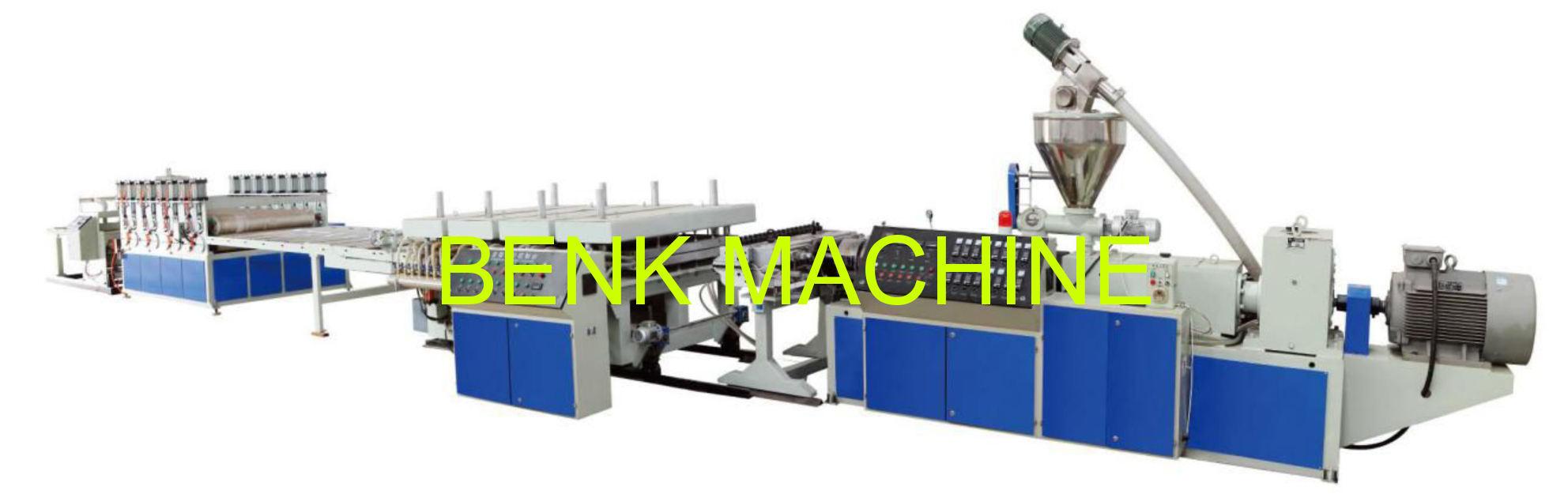 Que máquina de extrusão pode fazer por você?