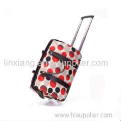 China mala de viagem barato bagagem com mala de roda de trole