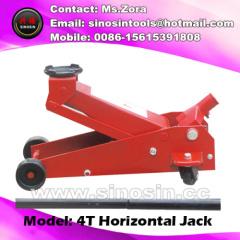 Hot Sale automatic horizontal hydraulic 4T car Jack