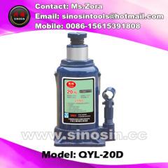 Heavy Duty 20T Hydraulic Bottle Jack for Car