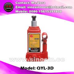 3 ton vehicle tools hydraulic bottle jack