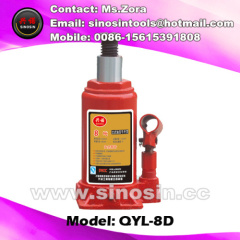8ton with safety valve Approved Car Jack&Hydraulic Jack&Hydraulic Bottle Jack