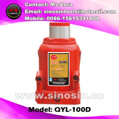 hot sale 100 ton hydraulic bottle jacks for cars trucks lifting