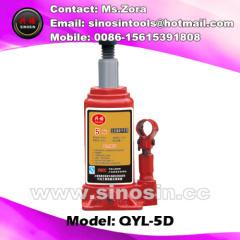 good price 5 ton lifting capacity Hydraulic Bottle Jacks