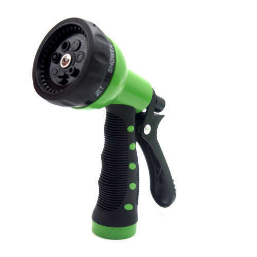 Hot Sell Plastic 7-Function Car Wash Spray Gun