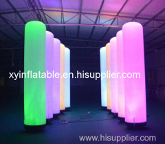 Party Decoration Lighting Inflatable Pillar For Sale